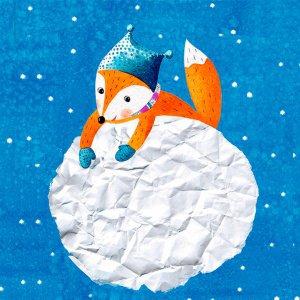 Много снега из ничего! Новогодние сказки для самых маленьких