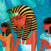 Пешком в Древний Египет. Путешествия во времени для детей