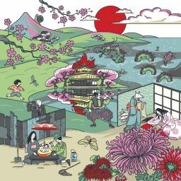 Тому, кто идет тропой самурая. Японская литература: созерцательность, девиации и культ еды