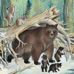 Поэзия любви к природе. О художнике и детском писателе Петре Ивановиче Багине
