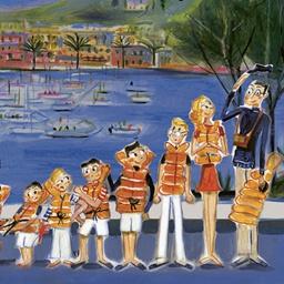 «Приключения семейки из Шербура»: все радости детства — в шести книгах