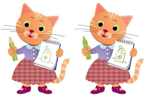 Kumon-cat