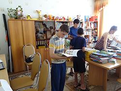 Осинский детский дом-интернат. Фотоотчет