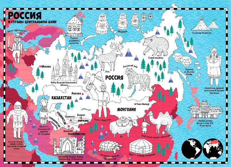 Россия и страны Центральной Азии