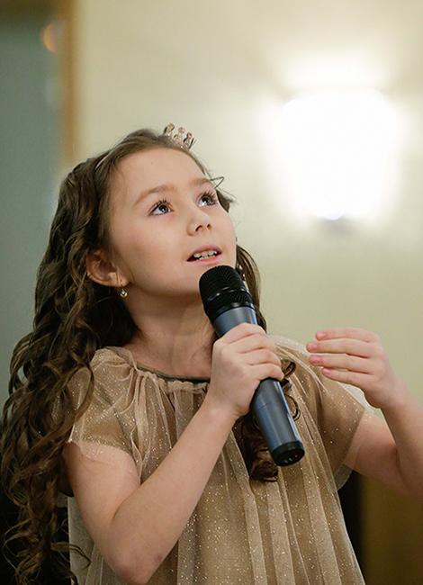 Амина  Фахуртдинова (Казань, 8 лет)