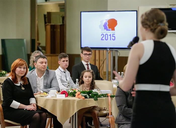 Выступление Антонины Ивановой (Беларусь, г. Береза, 17 лет)