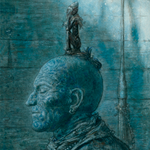 Герман Мелвилл «Моби Дик». Иллюстрация Антона Ломаева