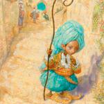 Вильгельм Гауф «Маленький Мук». Иллюстрация Антона Ломаева