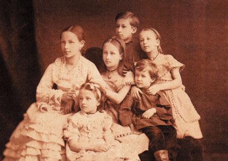 Картинки по запросу дети пушкина и гончаровой