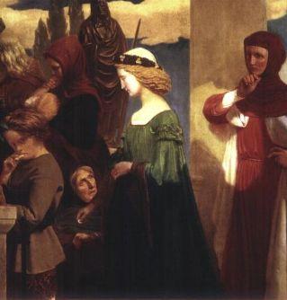 Лаура и Петрарка