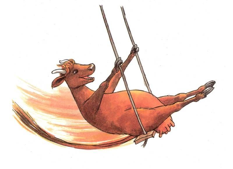Иллюстрация 5 из 21 для Мама Му на качелях: Рассказы - Висландер, Нурдквист, Висландер | Лабиринт - книги. Источник: Папмамбук