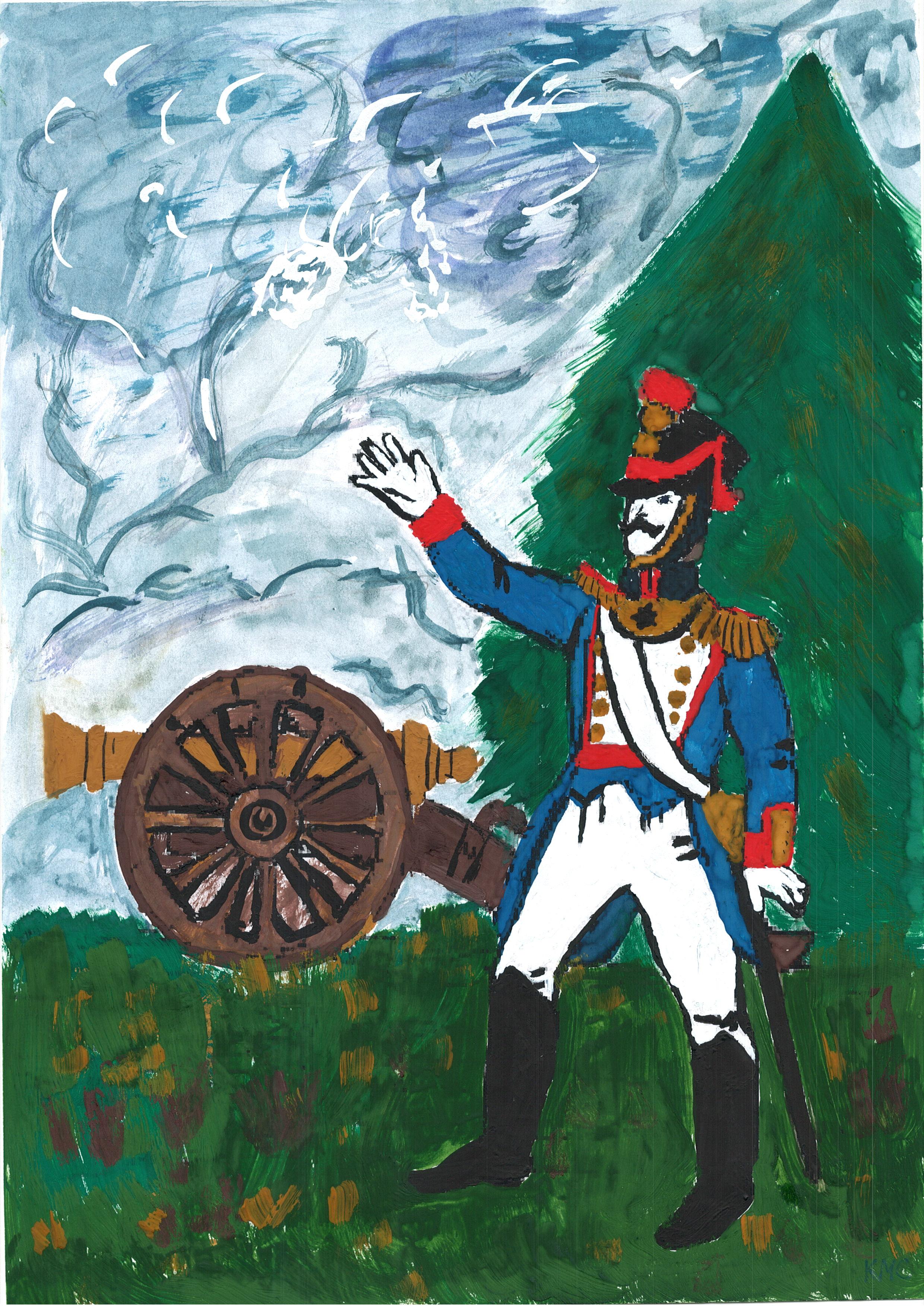 Картинки иллюстрации бородино