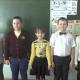 Учащиеся 2х Классов МБОУ Воскресенской СОШ