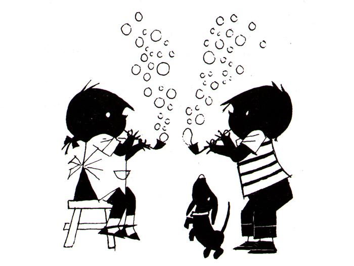 Иллюстрация Фип Вестендорп