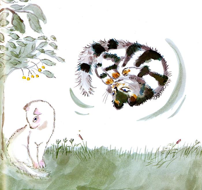 Иллюстрация Йоко Сано