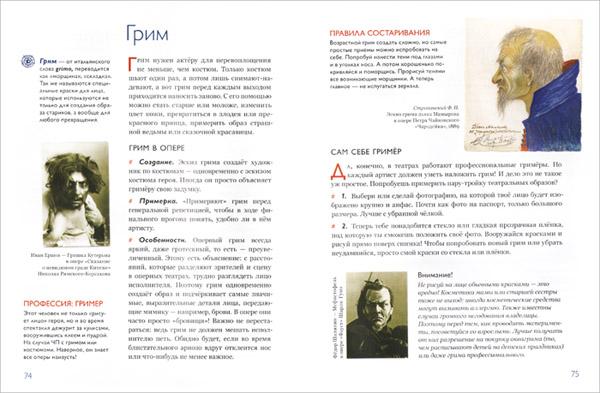 3 Иллюстрация из книги «Опера Маленькая музыкальная энциклопедия»