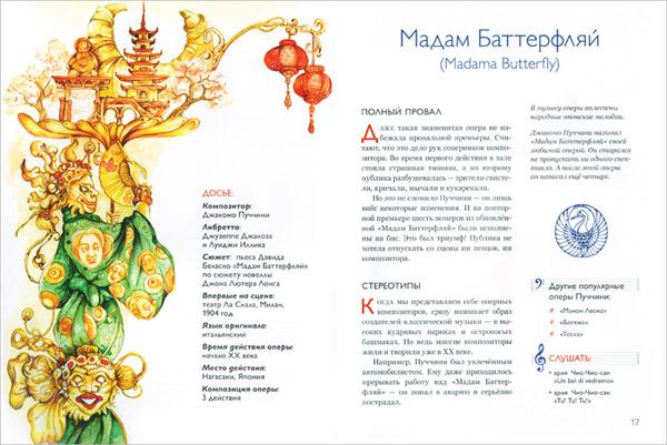 2 Иллюстрация из книги «Опера Маленькая музыкальная энциклопедия»