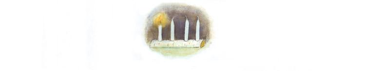 7 Иллюстрация Эвы Эриксон к книге Ульфа Старка «Рождество в лесу»