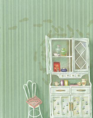 4 Иллюстрация Марины Пузыренко из книге «Шоколадный дедушка›