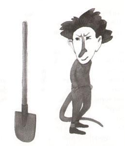 2 Иллюстрация Варвары Помидор к книге «Простодурсен»