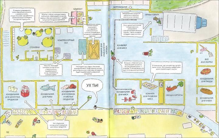 1 Иллюстрация Скота Ричи к книге КэтринРипли «Почему»
