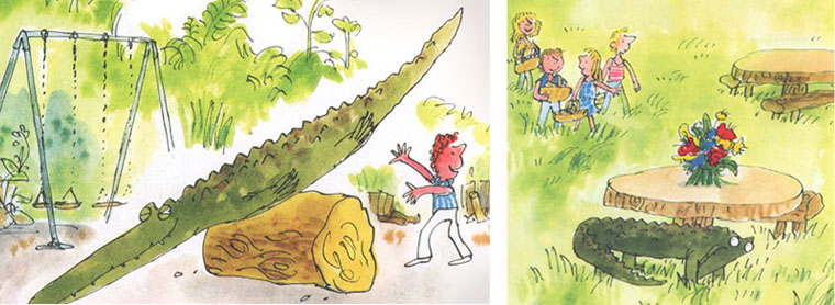 2 Иллюстрации из книги