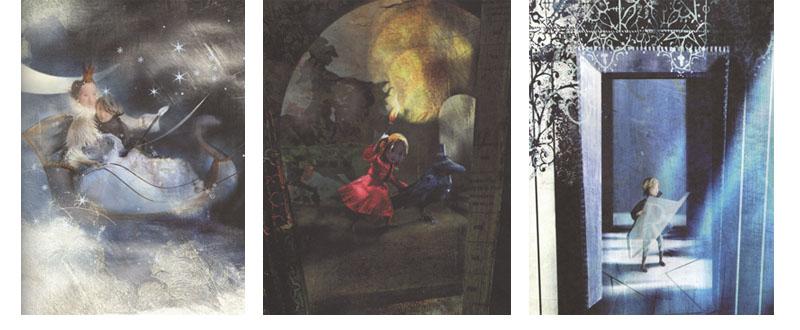 Иллюстрации Мисс Клары к сказке Андерсена «Снежная королева»