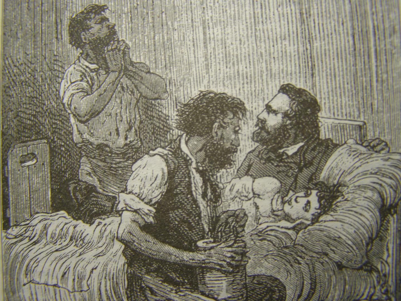 Иллюстрация 53 из 78 для Таинственный остров - Жюль Верн   Лабиринт - книги. Источник: Лабиринт