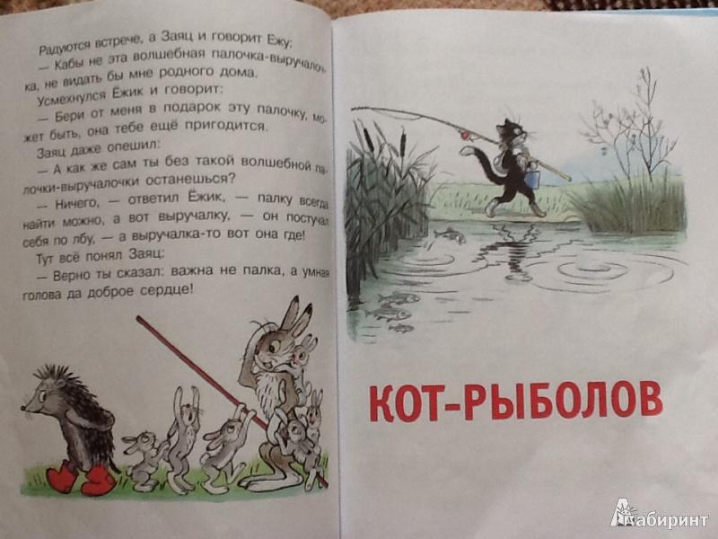 Иллюстрация 9 из 10 для Сказки-мультфильмы - Владимир Сутеев   Лабиринт - книги. Источник: Крылова  Елена