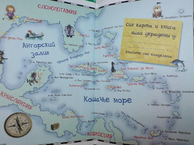 Иллюстрация 1 из 16 для Пираты кошачьего моря: На абордаж! - Амасова, Запаренко   Лабиринт - книги. Источник: Настёна