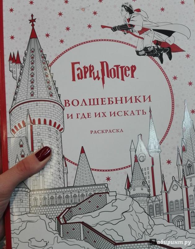Иллюстрация 40 из 60 для Гарри Поттер. Волшебники и где их ...