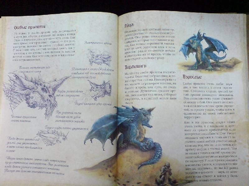 Энциклопедия драконов в картинках