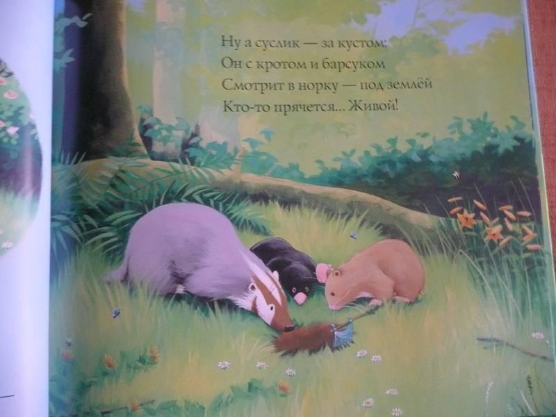 Иллюстрация 13 из 33 для Новый друг Медведика - Уилсон, Чапмен   Лабиринт - книги. Источник: КалинаМалина
