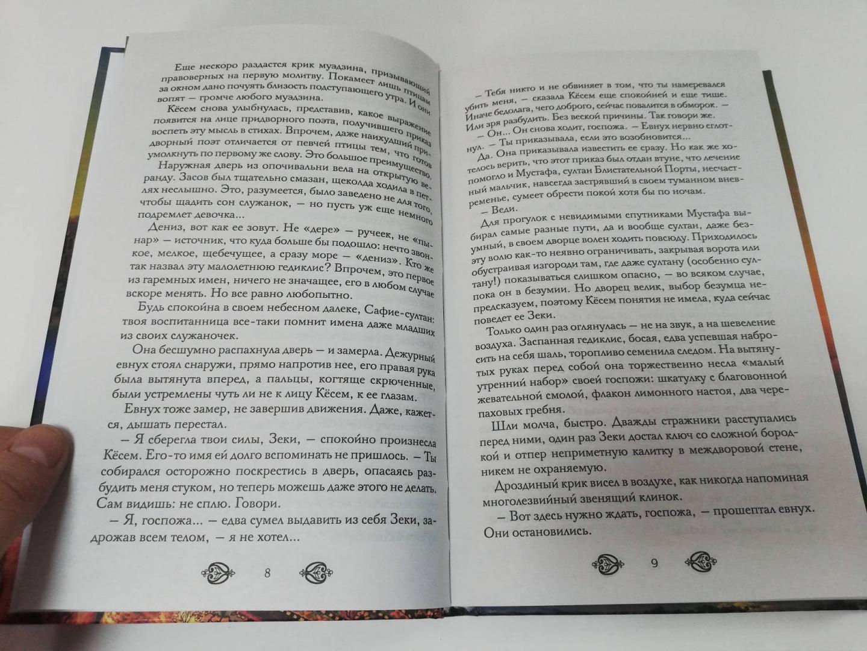Иллюстрация 5 из 6 для Кёсем-султан. Заговор - Ширин Мелек | Лабиринт - книги. Источник: dbyyb