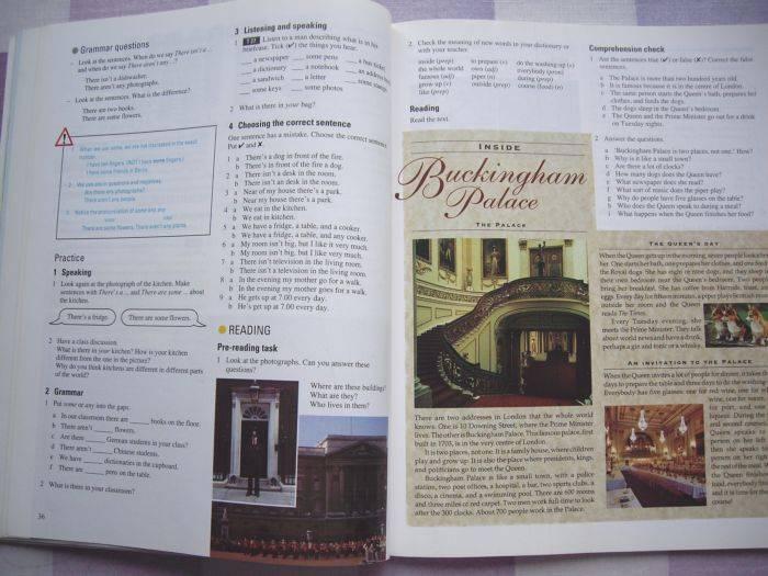Иллюстрация 1 из 2 для New Headway Elementary (Student`s Book) - Liz&John Soars | Лабиринт - книги. Источник: enotniydrug