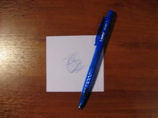 Иллюстрация 1 из 11 для Ручка автоматическая Lantu (синяя)   Лабиринт - канцтовы. Источник: Романтик-Негодяй