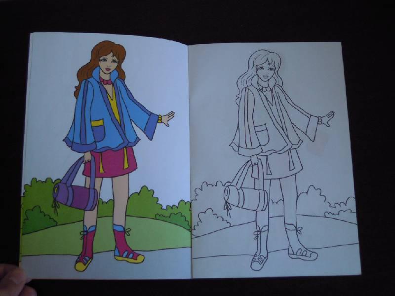 Иллюстрация 1 из 10 для Модница Майя | Лабиринт - книги. Источник: Iwolga