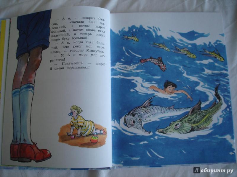 Иллюстрация 28 из 61 для Фантазеры - Николай Носов   Лабиринт - книги. Источник: Сапфировая