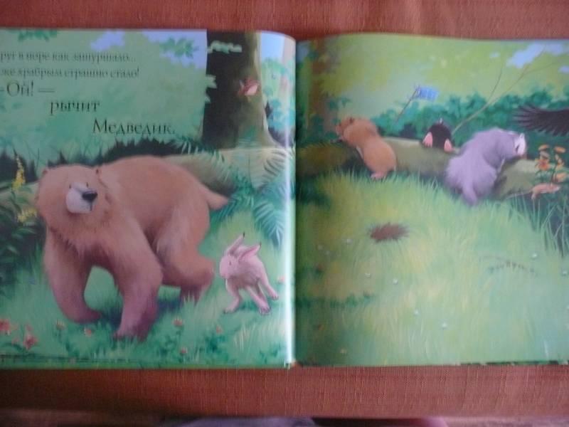 Иллюстрация 16 из 33 для Новый друг Медведика - Уилсон, Чапмен | Лабиринт - книги. Источник: КалинаМалина