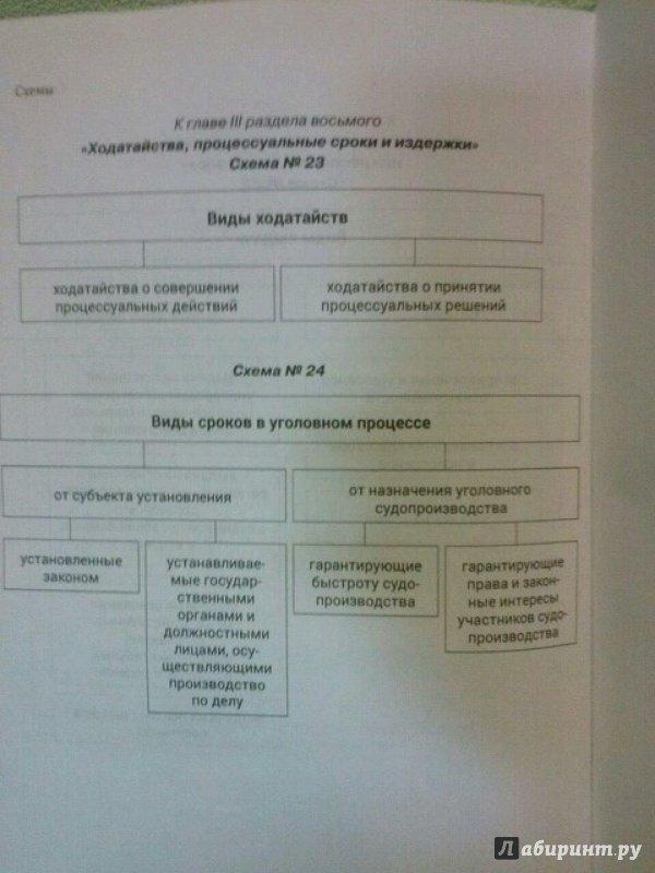 Иллюстрация 7 из 8 для Уголовный процесс. Учебник - Прошляков, Балакшин, Козубенко | Лабиринт - книги. Источник: Лабиринт