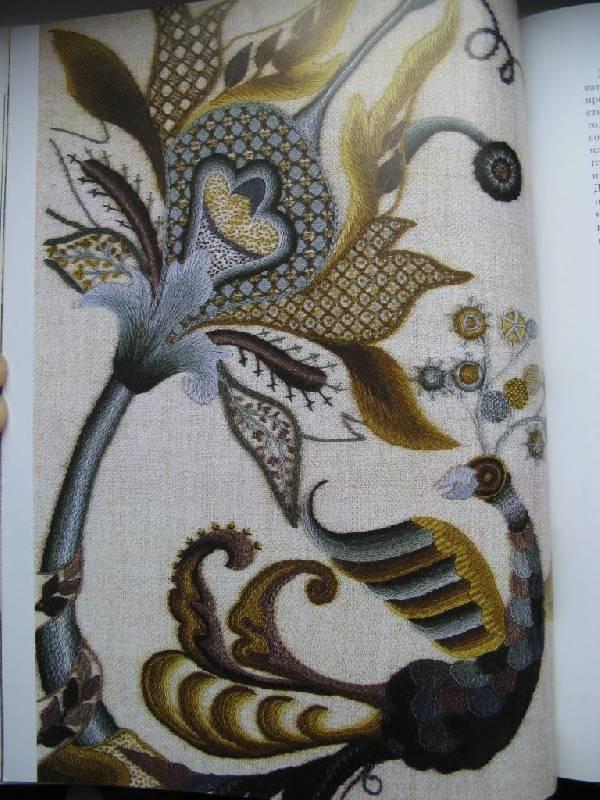 Иллюстрация 15 из 31 для Английская королевская школа вышивания - Салли Сандерс | Лабиринт - книги. Источник: lexus
