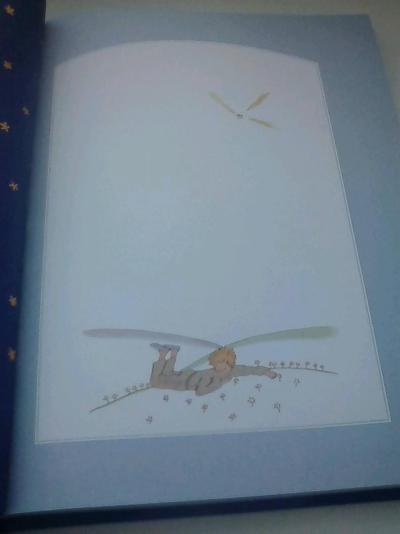 Иллюстрация 50 из 90 для Маленький принц - Антуан Сент-Экзюпери | Лабиринт - книги. Источник: Лабиринт