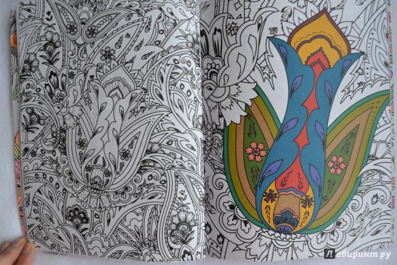 Иллюстрация 2 из 22 для Зендудлы. Узоры и цветы ...