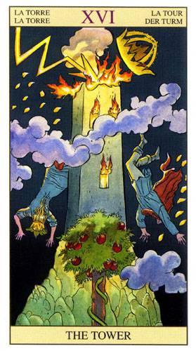 Иллюстрация 50 из 55 для Таро Нью Вижн - Пьетро Алиго | Лабиринт - книги. Источник: Olla-la