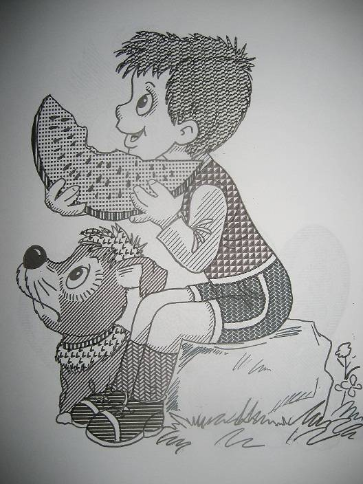 Иллюстрация 12 из 12 для Водная книжка-раскраска: Волк, заяц и другие | Лабиринт - книги. Источник: Тябут  Мария Александровна