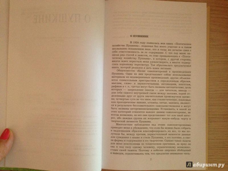 Иллюстрация 7 из 19 для О Пушкине - Владислав Ходасевич | Лабиринт - книги. Источник: София-Битломанка
