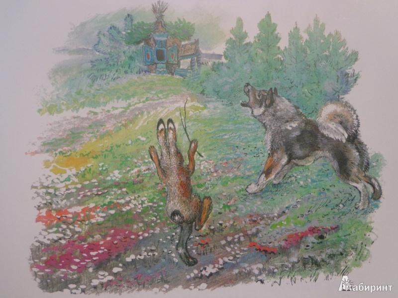Иллюстрация 36 из 51 для Лиса и заяц - Евгений Чарушин   Лабиринт - книги. Источник: Дербилова  Людмила Владимировна