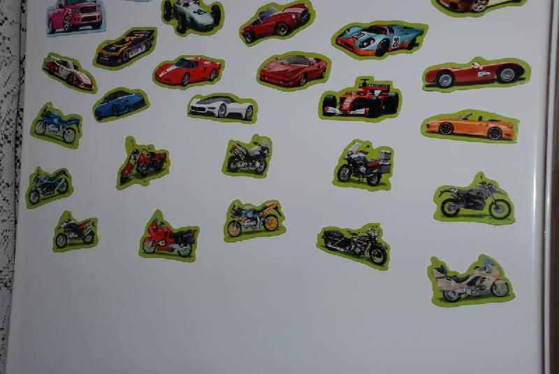 Иллюстрация 1 из 4 для Автоколлекция. Спортивные авто и мотоциклы | Лабиринт - игрушки. Источник: Lared