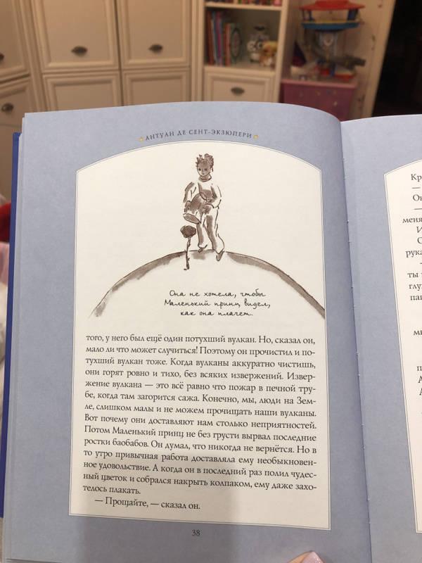 Иллюстрация 73 из 100 для Маленький принц - Антуан Сент-Экзюпери   Лабиринт - книги. Источник: Лимонова  Вероника