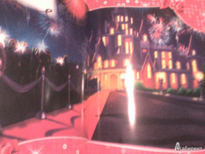 Иллюстрация 8 из 8 для Модная история. Барби. Развивающая книжка с многоразовыми голографическими наклейками | Лабиринт - книги. Источник: Роза с шипами
